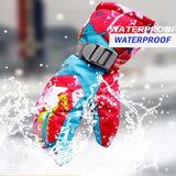 Outdoor Men + Women Winter Thermal Gloves 090219