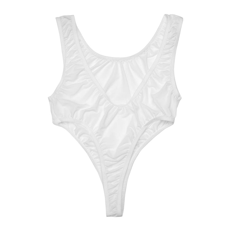 High Waist One Pieces Swimsuit