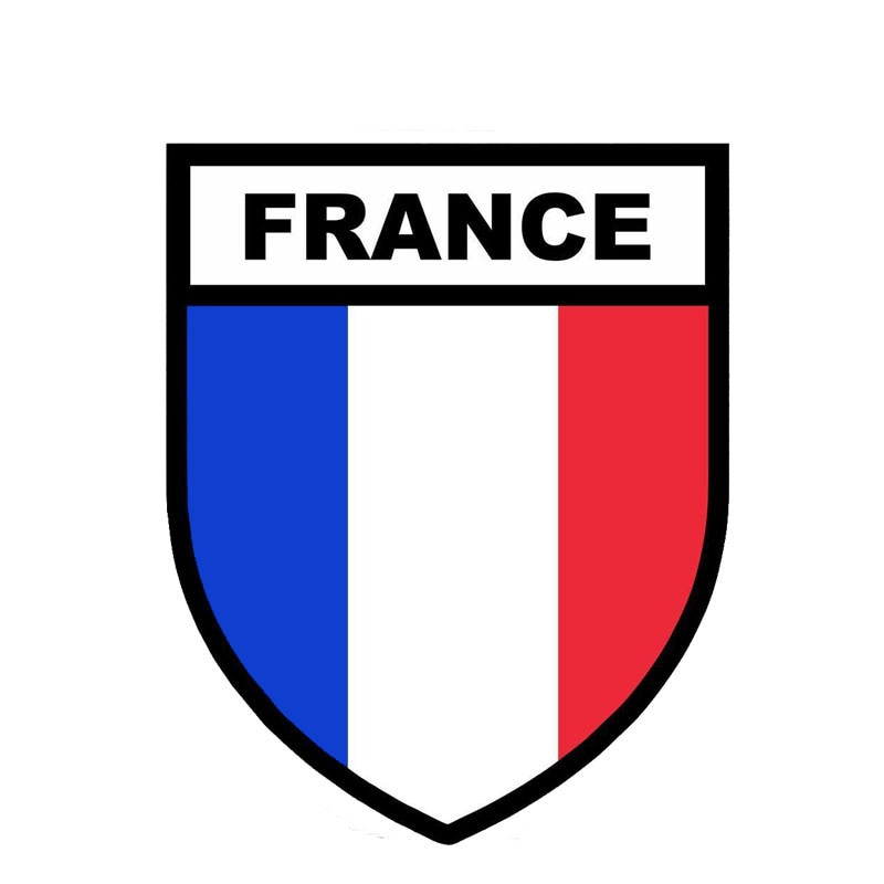 France Military Sticker 1805619