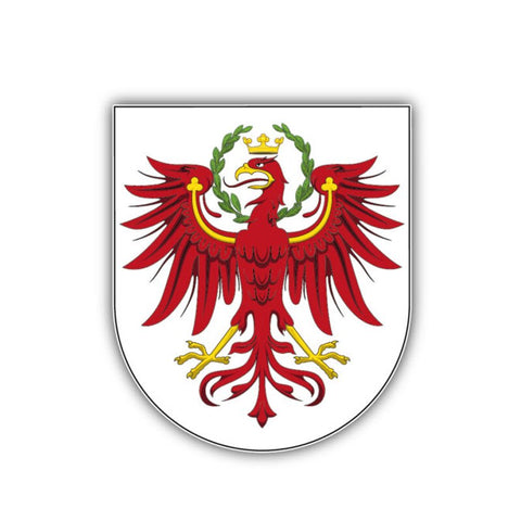 Austria Arms Sticker 220519