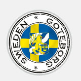 Sweden Goteborg Sticker 200519