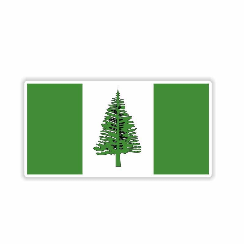 Australia Norfolk Island Flag Sticker 180519