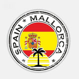 Spain Mallorca Sticker 180519
