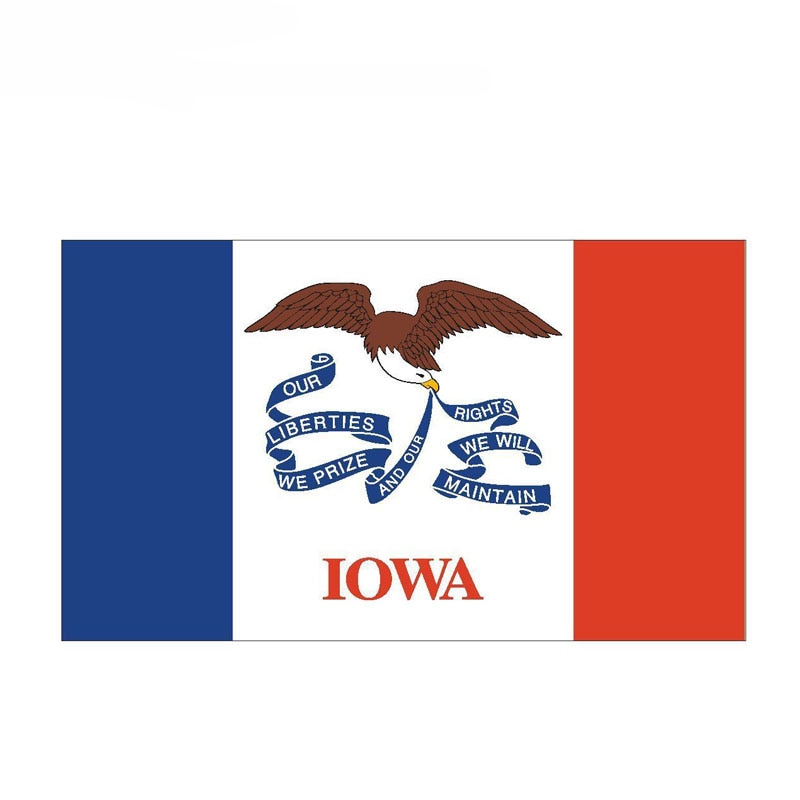 IOWA Sticker 180519