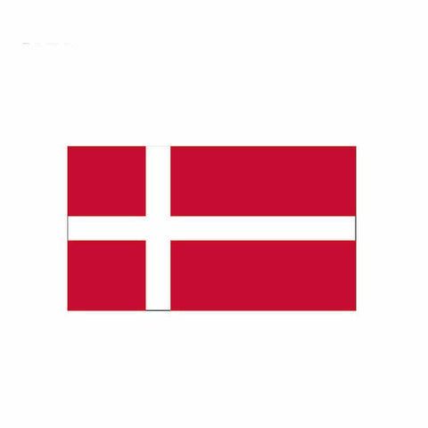 Denmark Flag Sticker 220519
