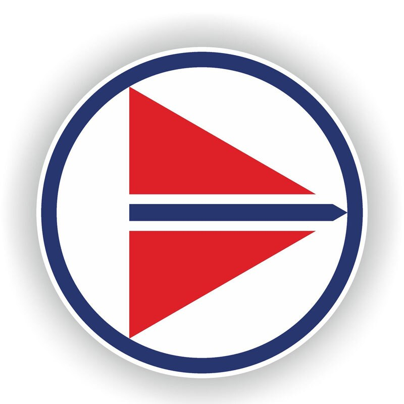 Norway Air force Sticker 200519