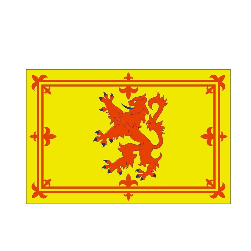 Scotland Flag Sticker 200519