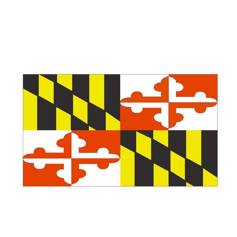 Maryland Sticker 200519