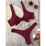 Low Waist Bikini Set 090518