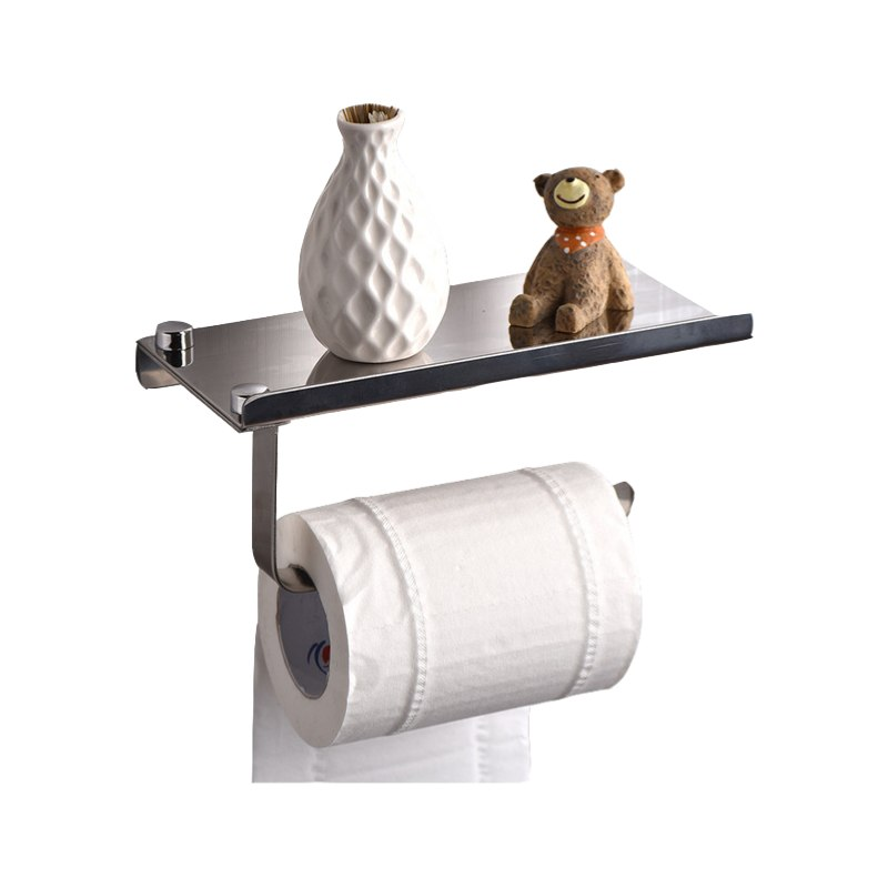 Luxury + Modern Stylish Toilet Paper Holder 080219