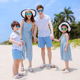 Beach Family Dress