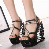 Create High Heel Sandal 070919