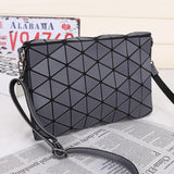 Diamond Shape Shoulder Bag