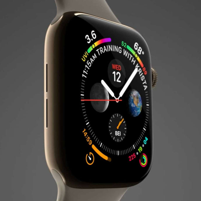 Apple Watch Series 4: Alles was du wissen musst!