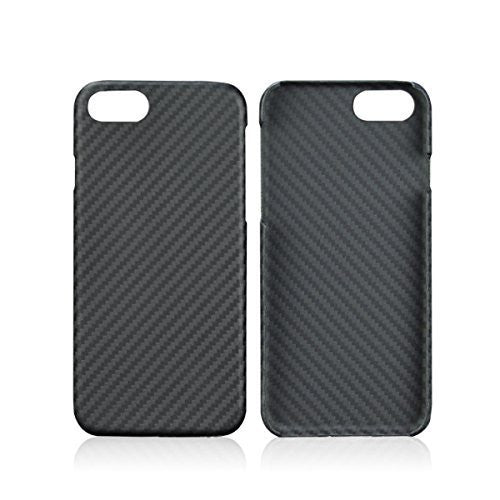 iphone 7 7 plus carbon h lle schwarzes premium case. Black Bedroom Furniture Sets. Home Design Ideas