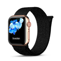 Reflektierendes Watchpop Nylon Armband für alle Apple Watch Modelle