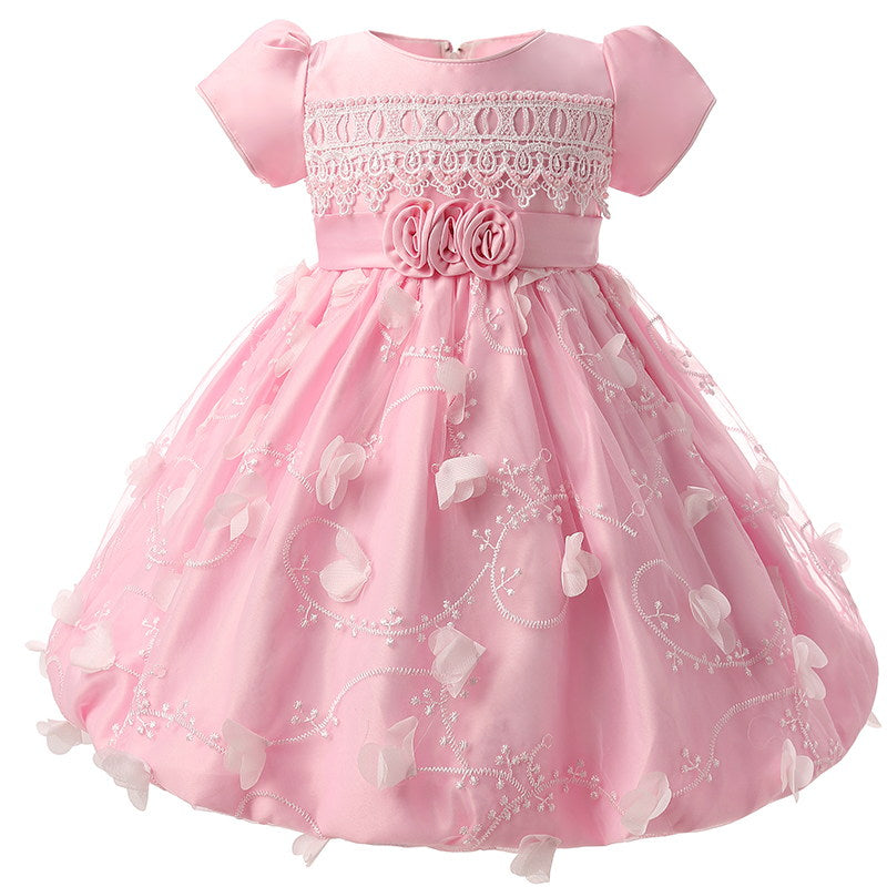3D Butterfly Costume Princess Party Dress (3 - 24 Months ...
