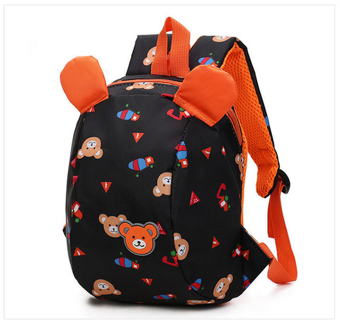 2017 New Baby Carrier Anti-lost Harness Cartoon Backpack