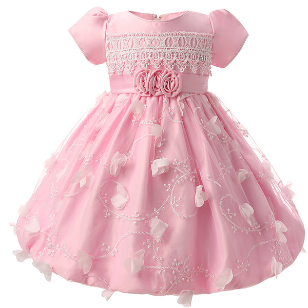 3D Butterfly Costume Princess Party Dress (3 - 24 Months)