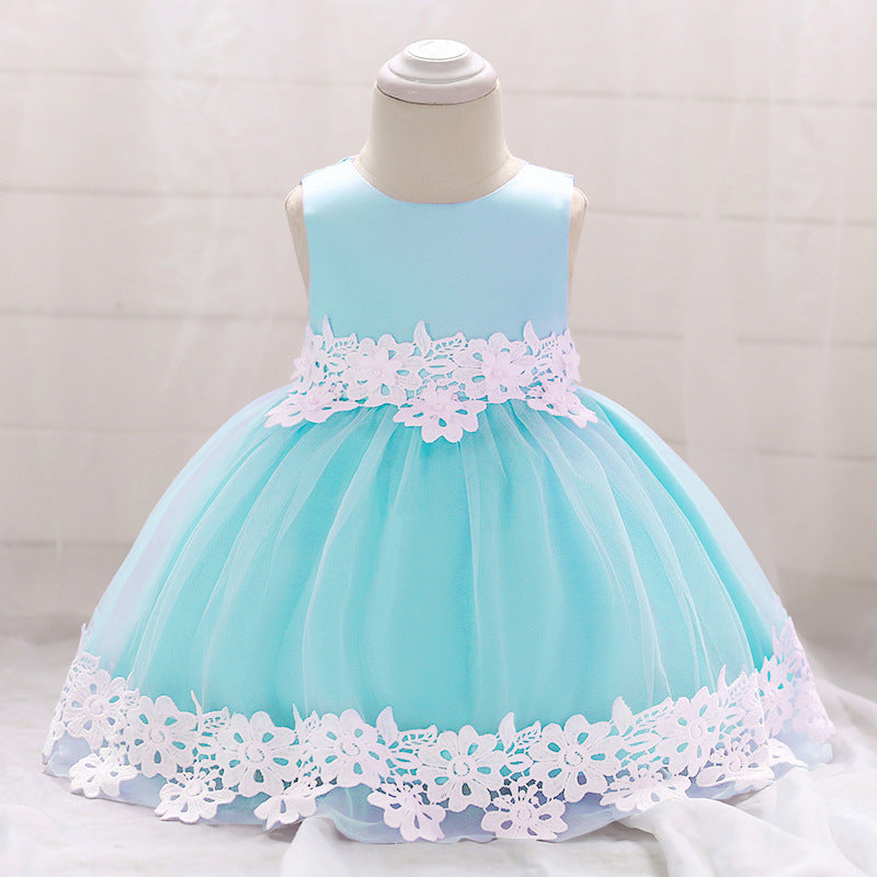 Baby Girl Ball Gown Cute Dresses 3 24 Months Blessingmybaby Com