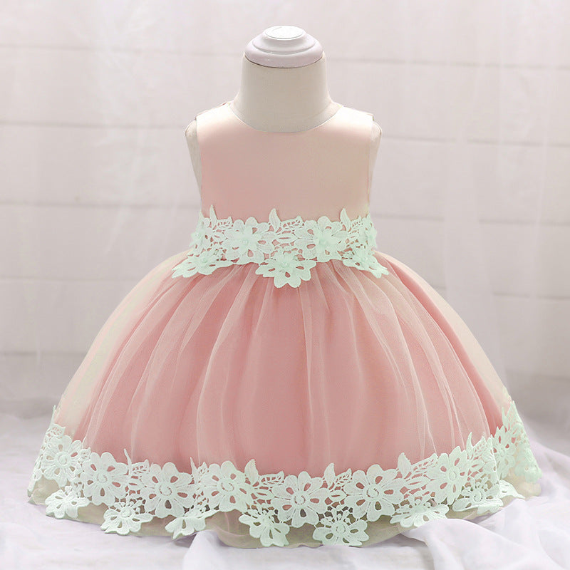 Baby Girl Ball Gown Cute Dresses 3 24 Months Blessingmybabycom