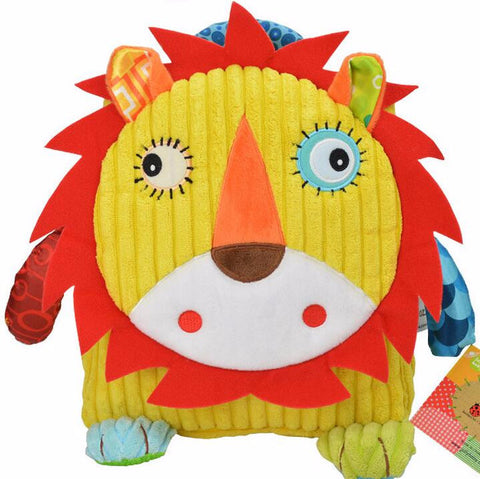 [New Arrival] !! Lion Cute Animal Cartoon Kids Backpack With Comfortable Straps