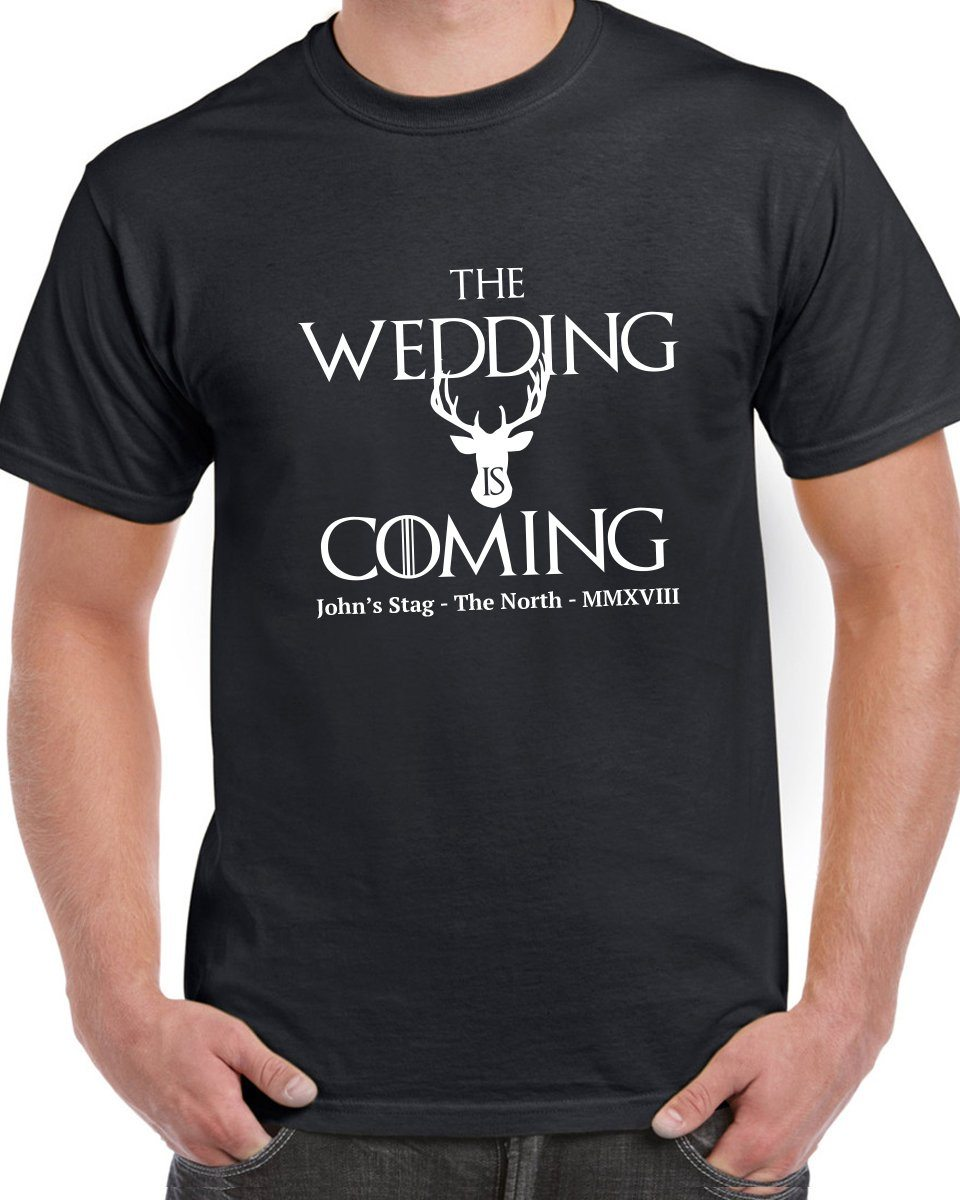 The Game Of Stags T-Shirt