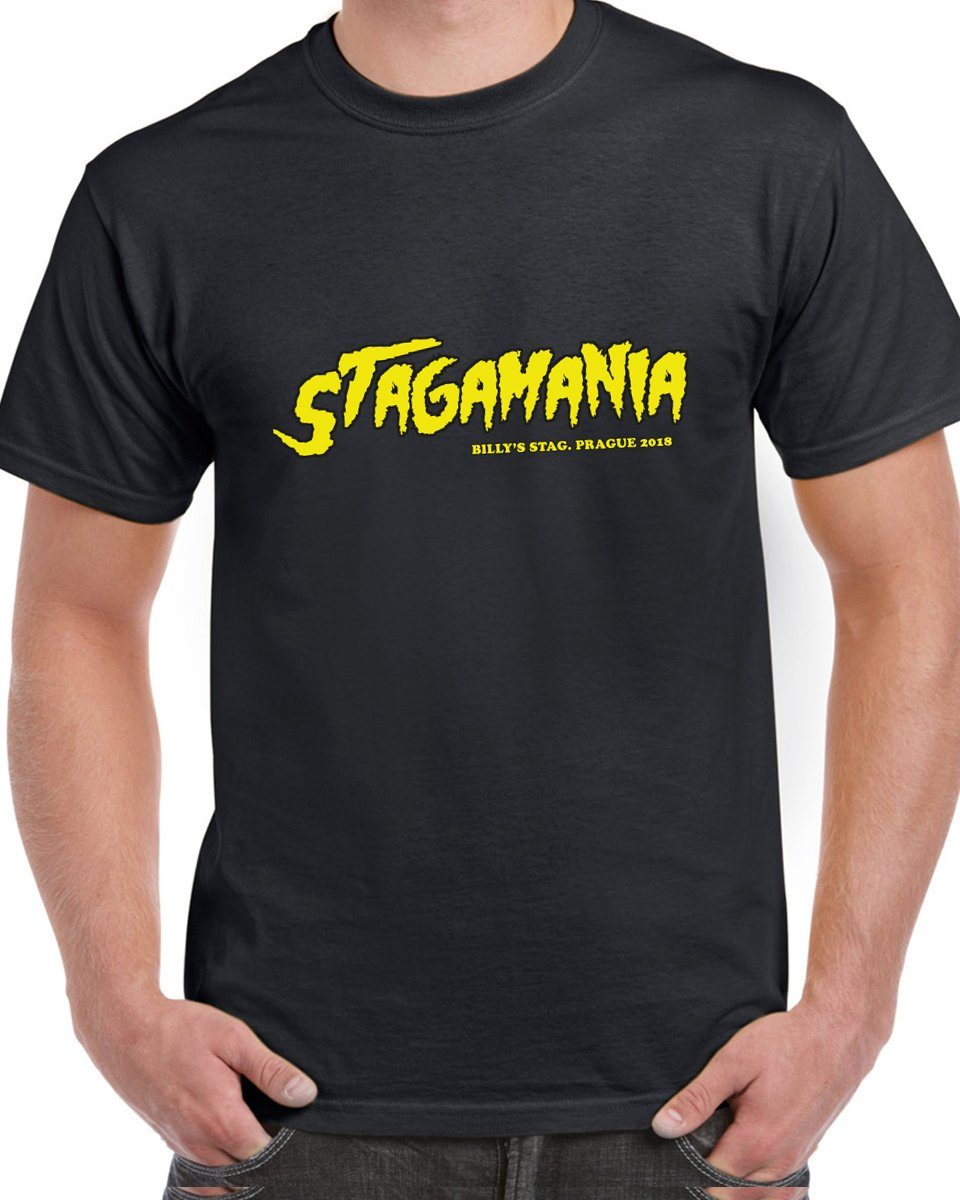 Stagamania Stag T-shirt