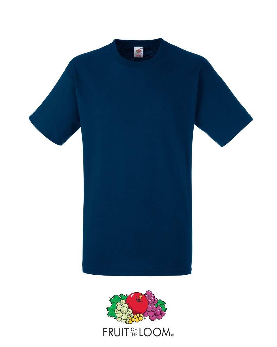 33df255785 Fruit Of The Loom Heavy Cotton T-shirt - Print Chimp ...