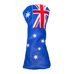 Australian Flag - HeadCover - The Back Nine Online