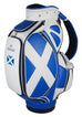 "Premium Custom ""Scottish Flag"" Tour Staff Bag - The Back Nine Online"