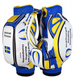 Custom Tour Staff Golf Bag - Tournament The Back Nine Online - Custom HeadCovers & Custom Golf Bags