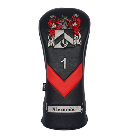Custom Head Cover -  Resort The Back Nine Online - Custom HeadCovers & Custom Golf Bags