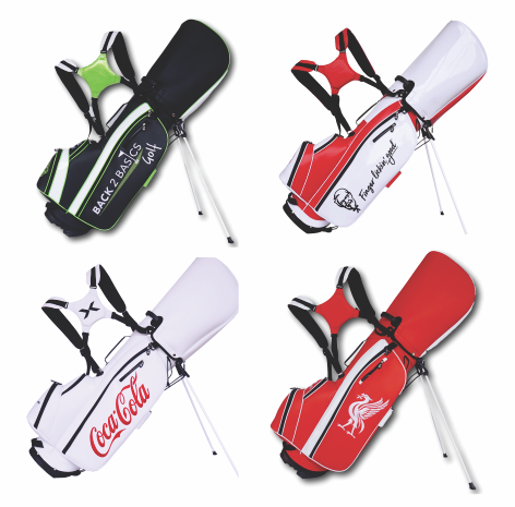 Custom Stand Bag - Fescue The Back Nine Online - Custom HeadCovers & Custom Golf Bags