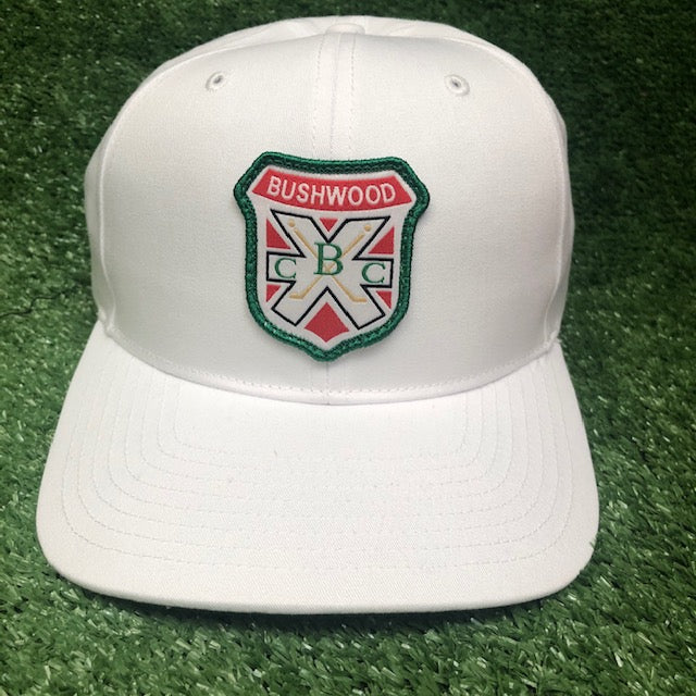 """Team Bushwood"" Snapback The Back Nine Online - Custom HeadCovers & Custom Golf Bags"