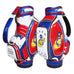 Custom Golf Bag - Staff Tour Pro The Back Nine Online - Custom HeadCovers & Custom Golf Bags