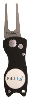 Pitchfix Original Repair Tool with Ball Marker The Back Nine Online - Custom HeadCovers & Custom Golf Bags