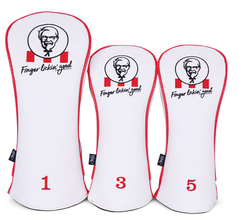 Custom Head Cover Set - Trophy