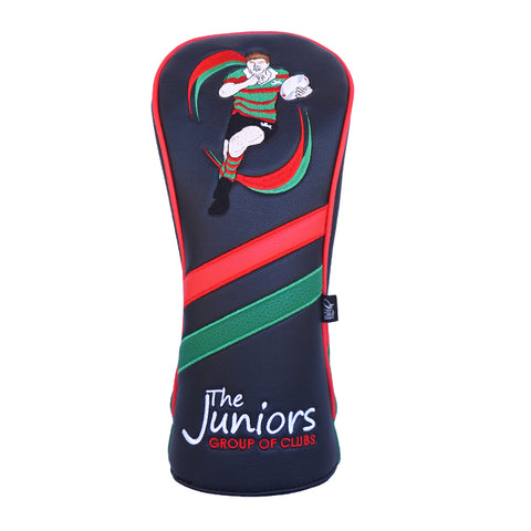 Custom Head Cover - Insignia The Back Nine Online - Custom HeadCovers & Custom Golf Bags