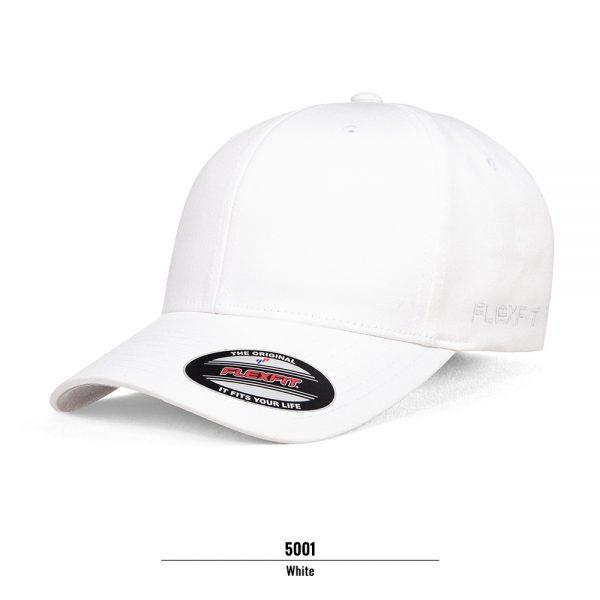 Flexfit 5001 V-Flexfit Cotton Twill Cap