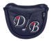Custom Mallet Putter Cover The Back Nine Online - Custom HeadCovers & Custom Golf Bags