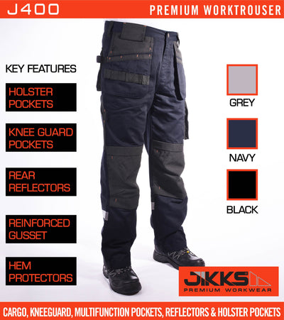 J400 Premium Workwear Trousers