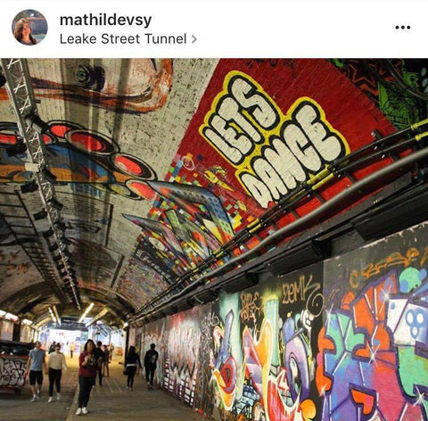 photography locations leake street london