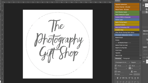 how to create a photoshop brush preset