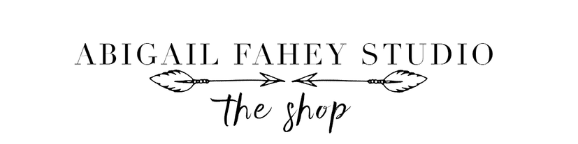 abigail Fahey photography shop