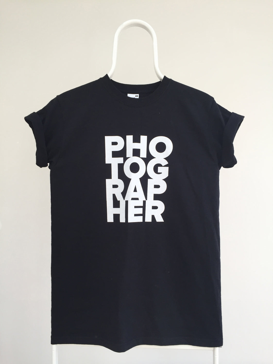 Photographer t shirt