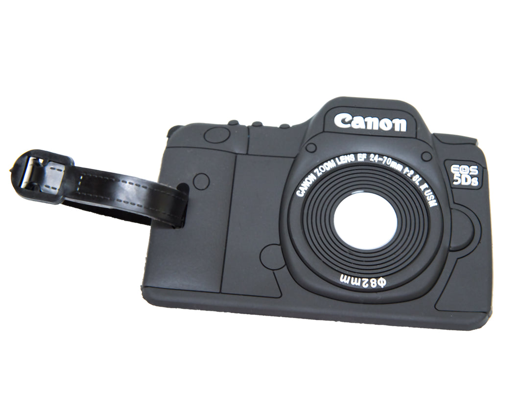 Camera Luggage Tag