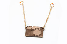Camera Necklace by Meri Meri