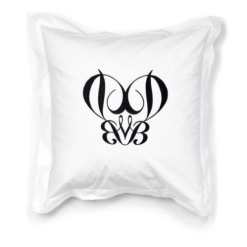 Day Pillow Case Monogram - Dayhome-Day home-Kudde-Stilsäkert.se