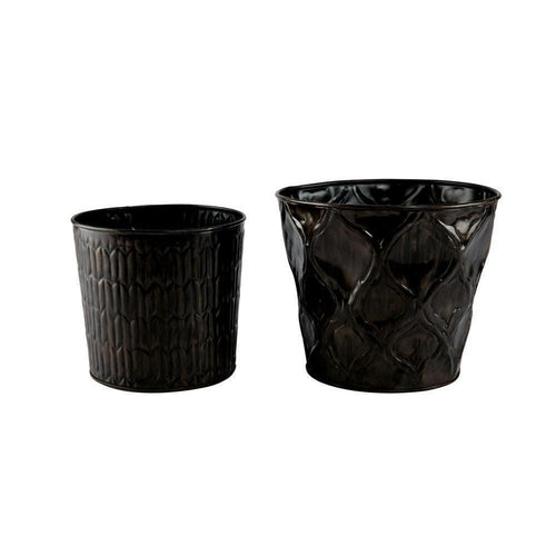 DAY POT CAMP, SET OF 2PCS - Dayhome-Kruka-Day home-Stilsäkert